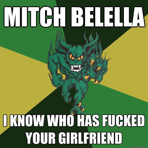 Mitch fuck you girl lyrics