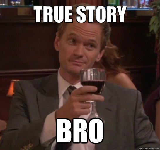 barney stinson high five meme - photo #41