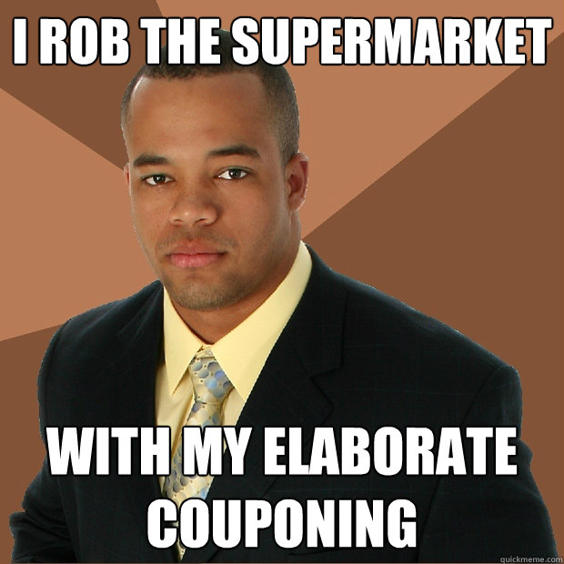 3529xp personal finance memes & gifs do share ;),Couponing Meme