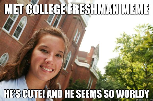 Freshmen Meme G...