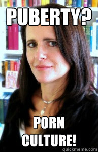 puberty porn culture - Melinda Tankard Reist