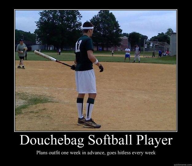 Adult ball league soft