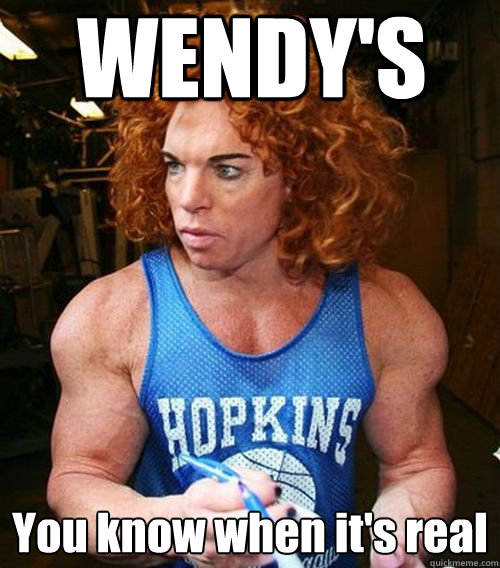 Carrot Top Meme
