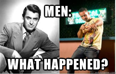 men what happened - Men What Happened