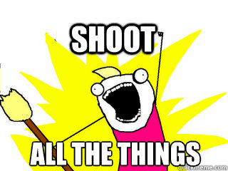 all the things shoot - All The Thigns