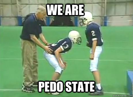 sandusky the pedo