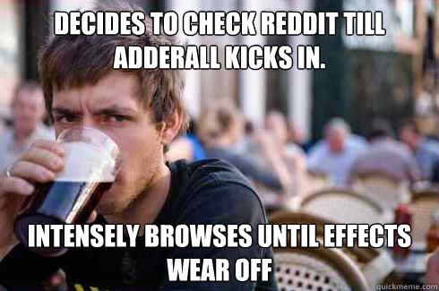 Does Adderall make you feel good - ADD.