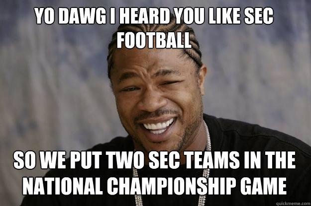 Sec football meme