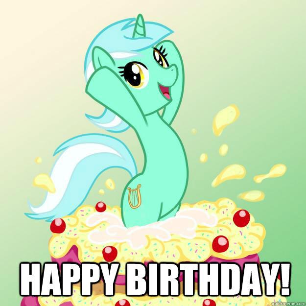 Happy birthday to me! 35ihvg