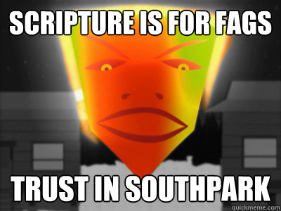 Moses South Park