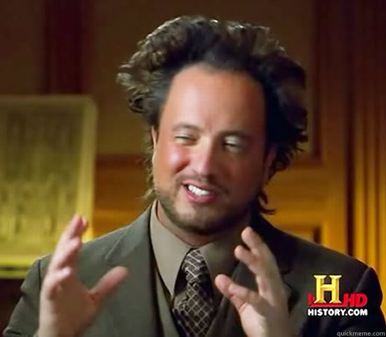60 - Ancient Aliens