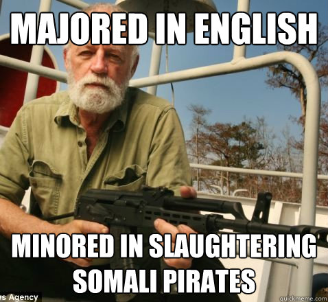 how to become a somali pirate