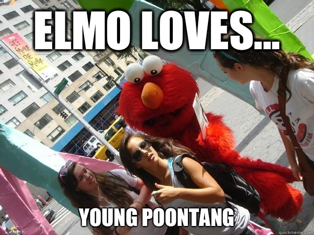 young poontang