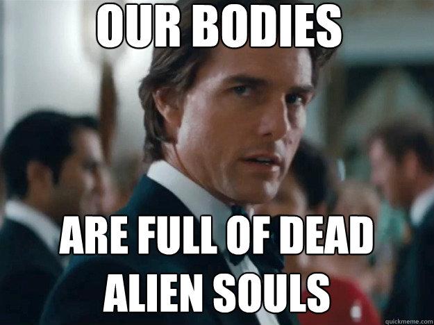 alien scientology