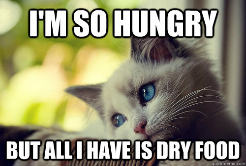 Im so hungry