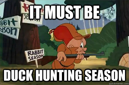 female elmer fudd