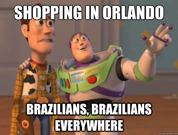 shopping in orlando brazilians brazilians everywhere - Toy Story