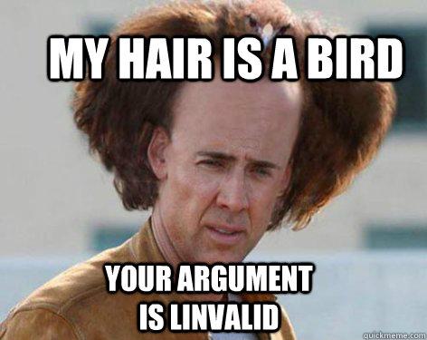 is a hair cage my bird Nicolas