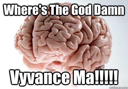 wheres the god damn vyvance ma - Scumbag Brain