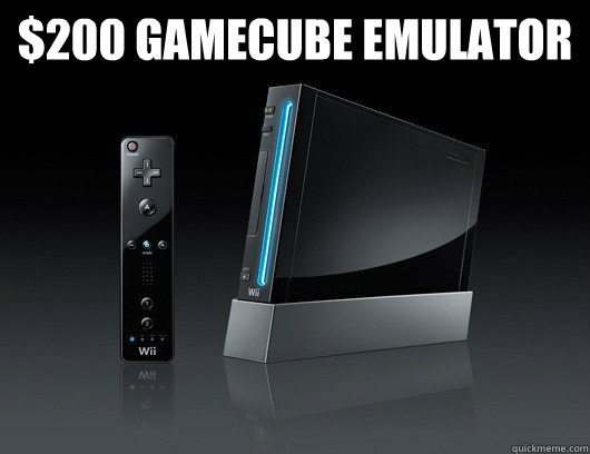 200 gamecube emulator  -