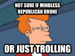 mindless republican