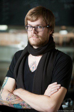 60 - Hipster Barista