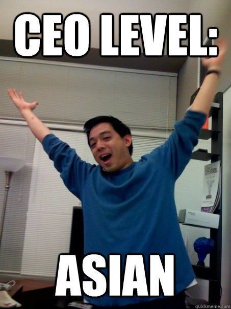 ceo level asian - Yishan Wong