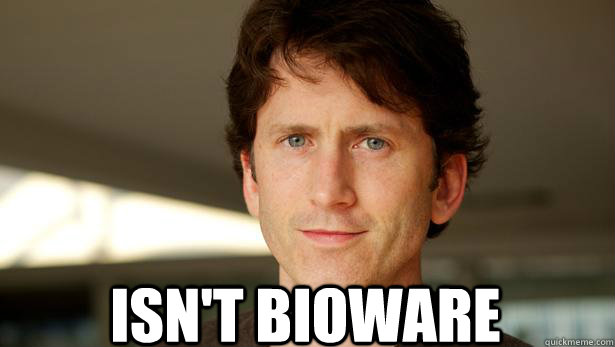 isnt bioware - good guy todd howard