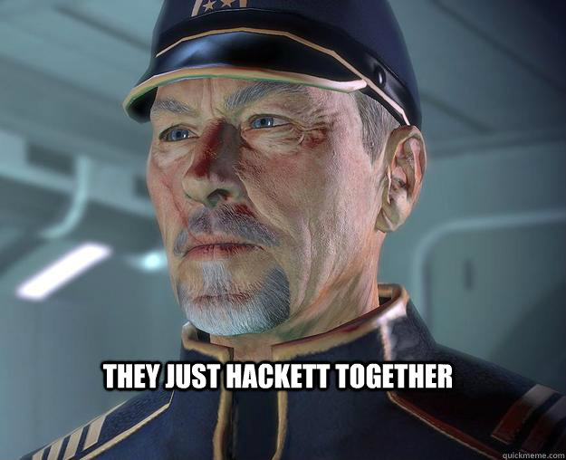 they just hackett together - Hackett