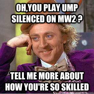 Ump Silenced