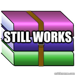 still works - Good Guy Winrar