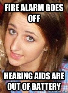 Dating deaf girl meme