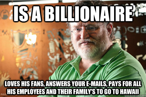 is a billionaire loves his fans answers your emails pays  - Good Guy Gabe