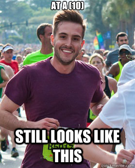 at a 10 still looks like this - Ridiculously photogenic guy