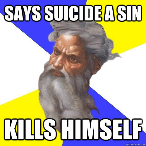 god  says kills