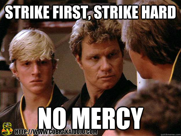 John Kreese Quotes: 1000+ Images About Karate Kid On Pinterest