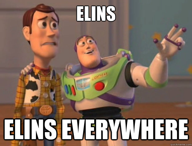 elins elins everywhere - Toy Story