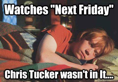 Chris tucker friday memes