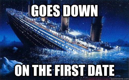 Good Girl Titanic - Good Girl Titanic....