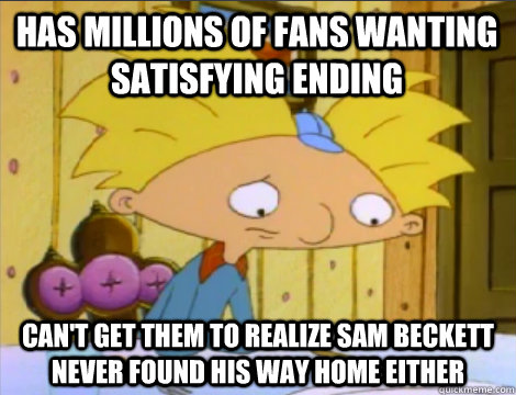 has millions of fans wanting satisfying ending cant get the - Hey Arnold Problems