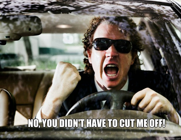no you didnt have to cut me off - Gotye