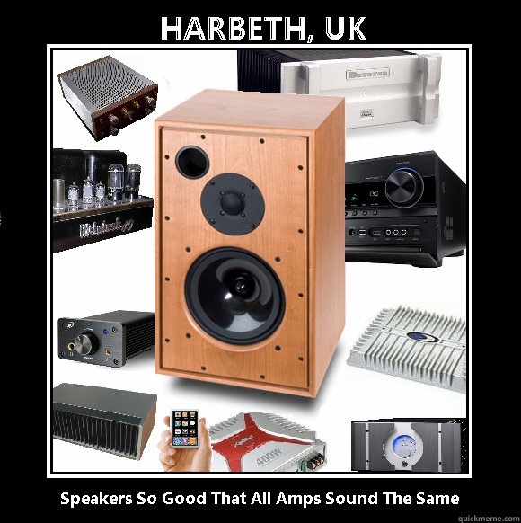 Challenge from Harbeth's Alan Shaw - Speakers • Canuck Audio Mart