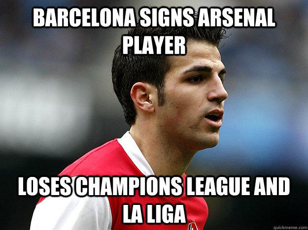 Arsenal Meme