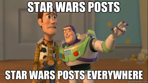 star wars posts star wars posts everywhere - Everywhere