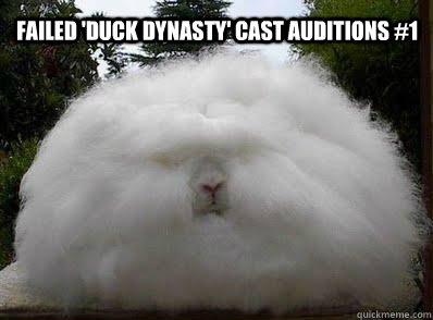 Duck Dynasty - failed duck dynasty cast auditions 1