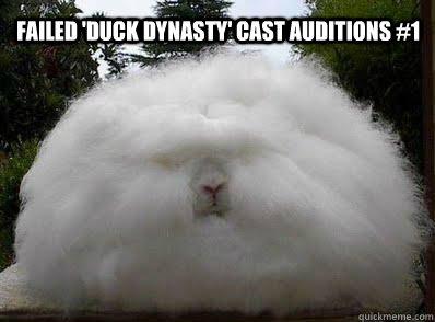 failed duck dynasty cast auditions 1 - Duck Dynasty