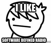 i like software defined radio - I Like Trains Kid