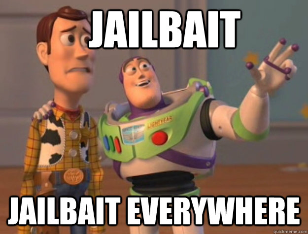 jailbait jailbait everywhere - Toy Story
