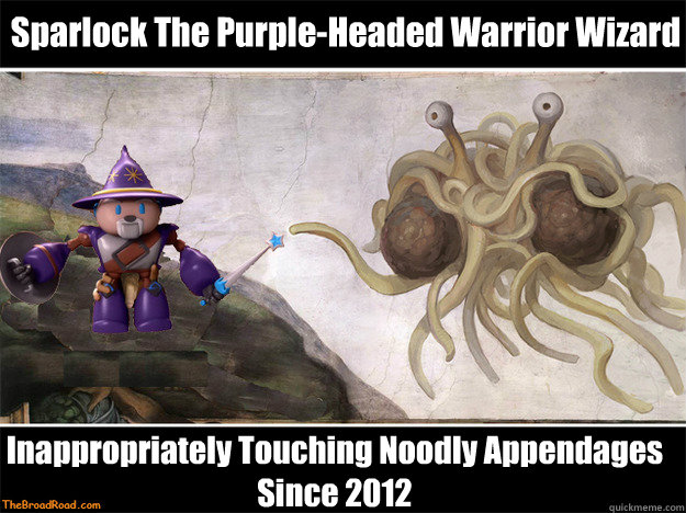 sparlock the purpleheaded warrior wizard inappropriately to - Sparlock FSM