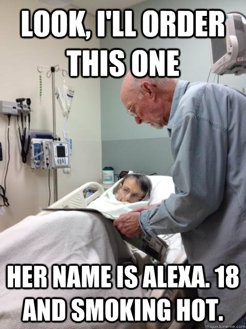 look ill order this one her name is alexa 18 and smoking  -